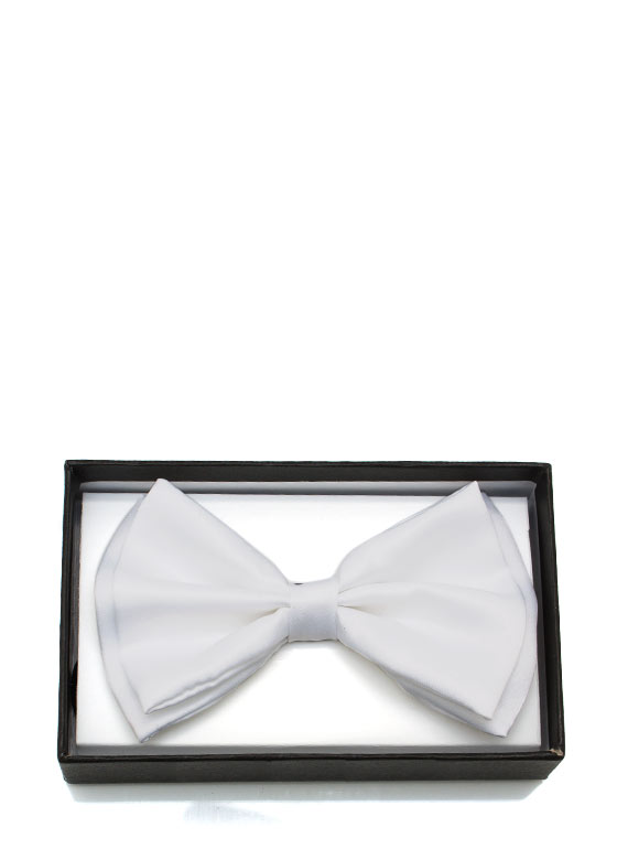 Fashion Bowtie WHITE