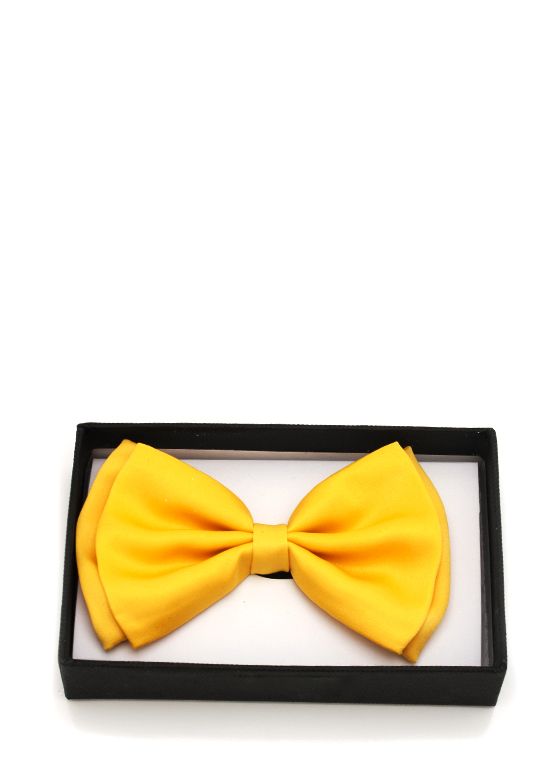 Fashion Bowtie YELLOW