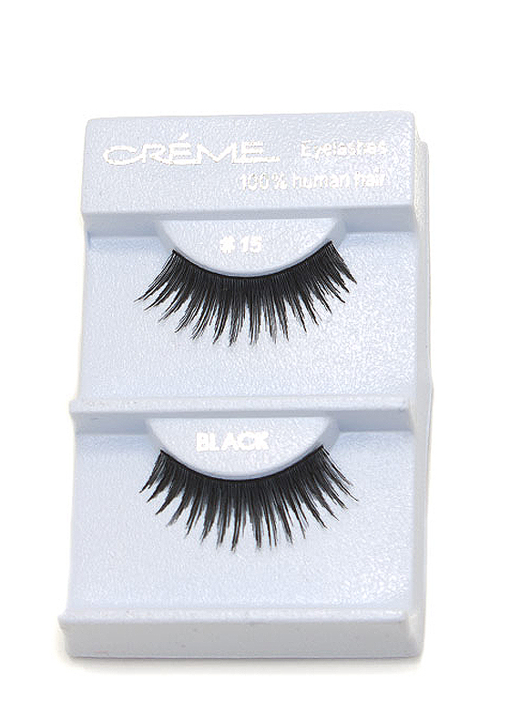 Self Adhesive Eyelashes BLACK