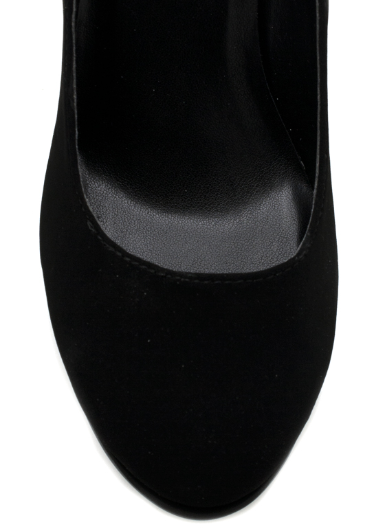 Nubuck Pumps BLACK