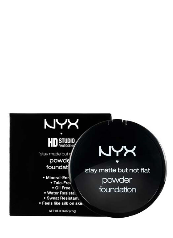 NYX Powder Foundation NATURAL