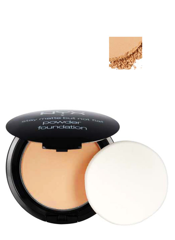 NYX Powder Foundation TANBRONZE