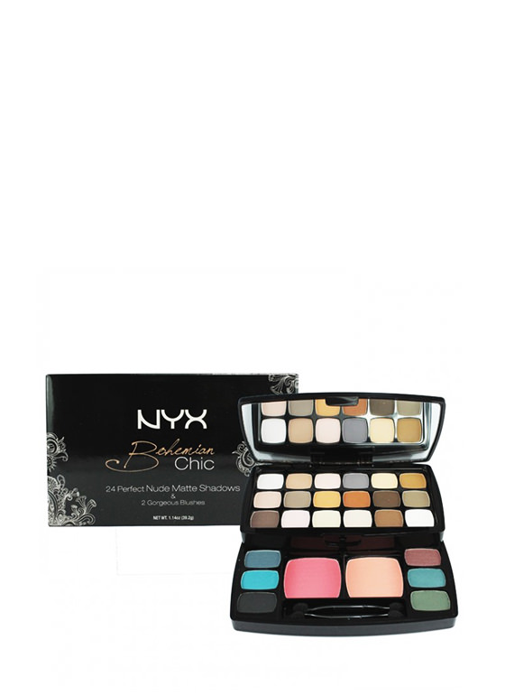NYX Shadow Palette MULTI