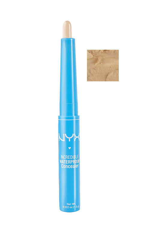 New Accessories: NYX Waterproof Concealer Stick BEIGE