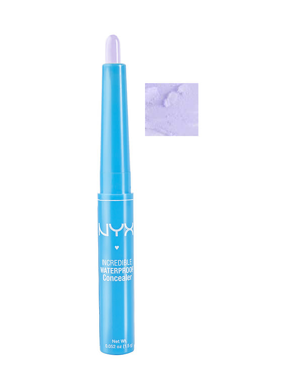 New Accessories: NYX Waterproof Concealer Stick LAVENDER