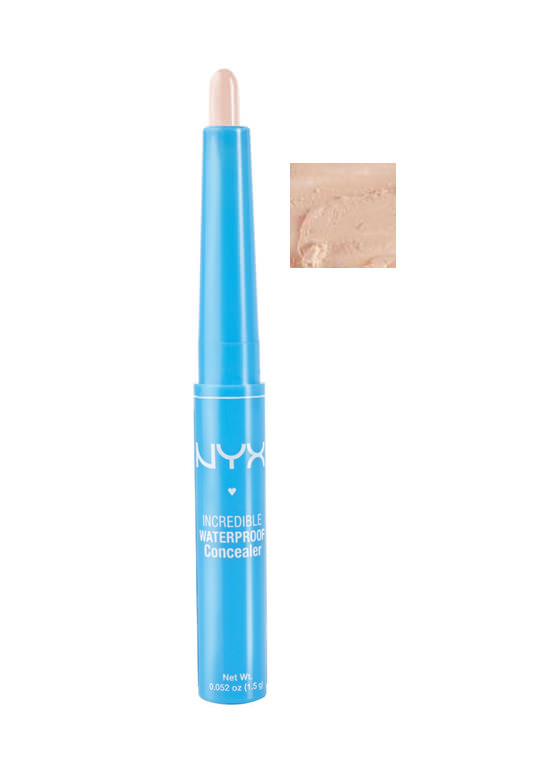 New Accessories: NYX Waterproof Concealer Stick LIGHT
