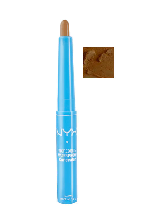 New Accessories: NYX Waterproof Concealer Stick NUTMEG