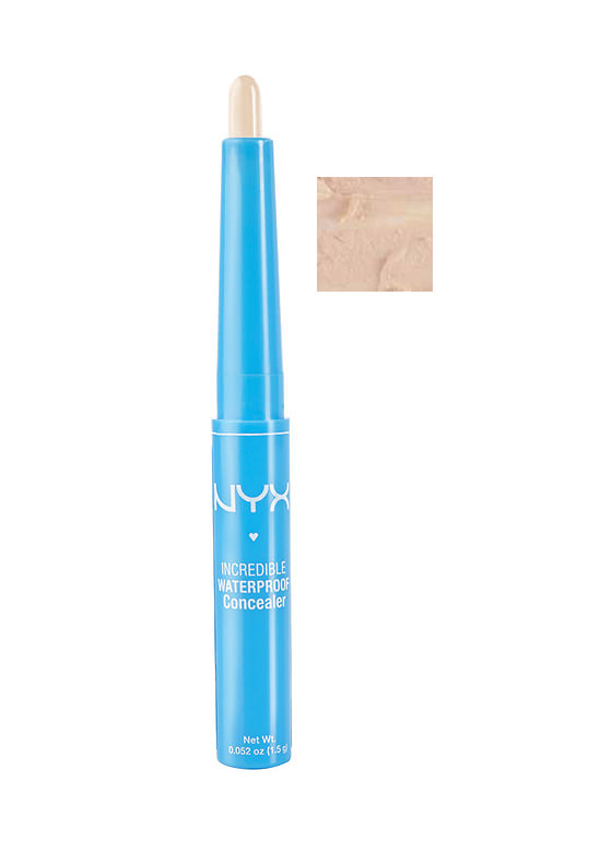 New Accessories: NYX Waterproof Concealer Stick PORCELAIN