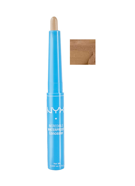 New Accessories: NYX Waterproof Concealer Stick TAN