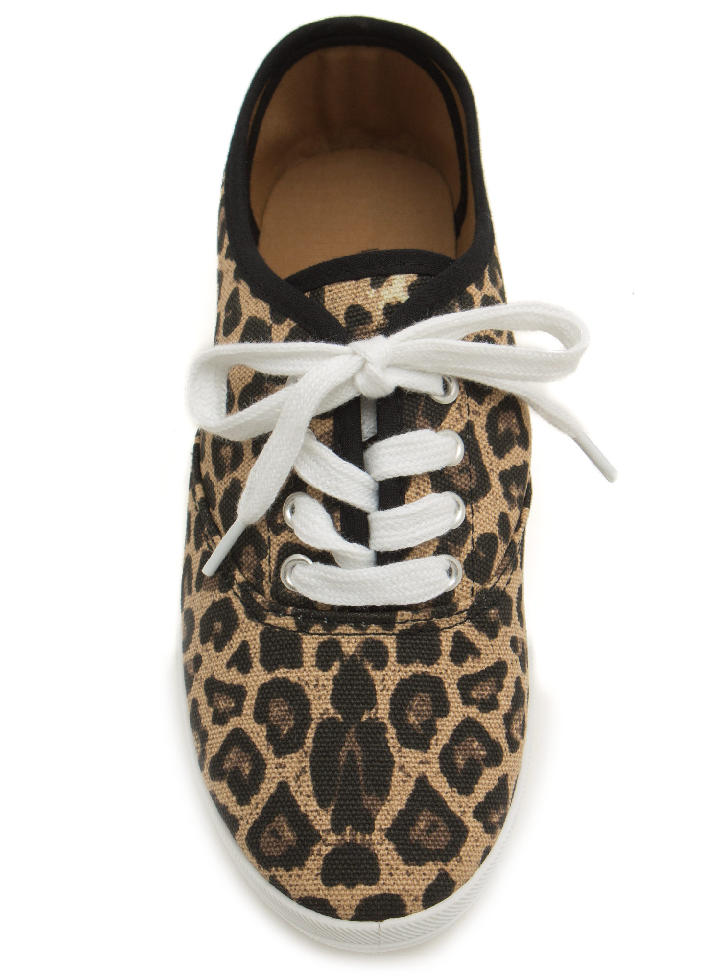 Canvas Sneakers LEOPARD