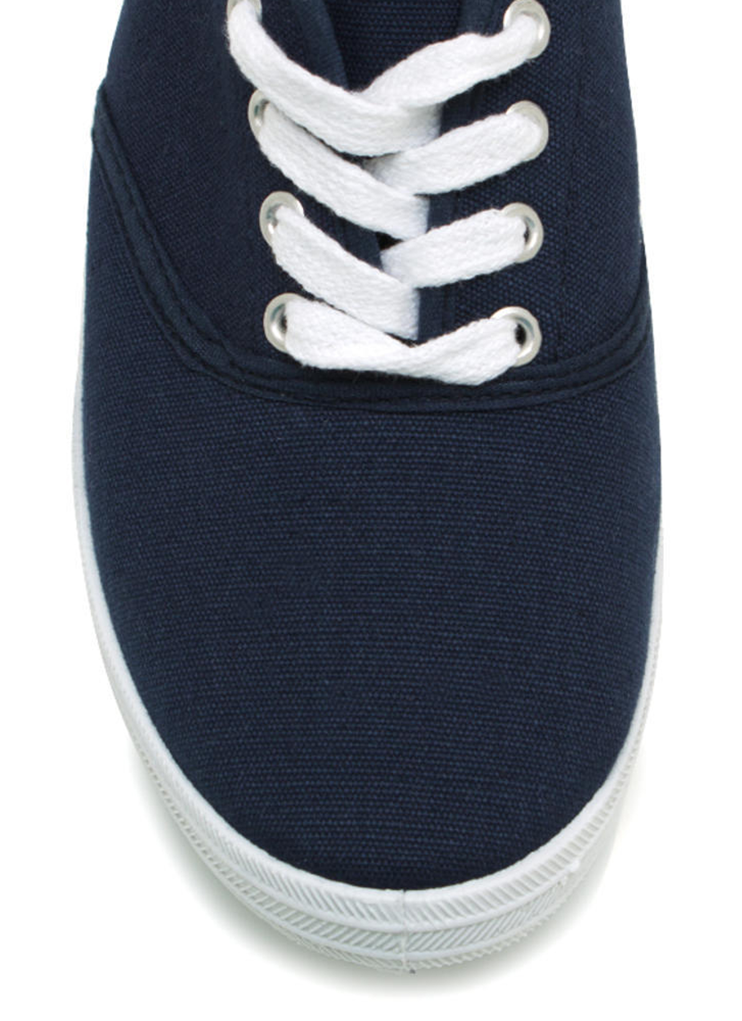 Canvas Sneakers NAVY
