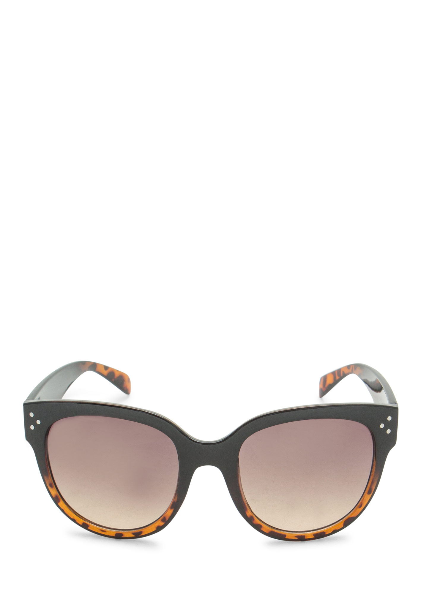 Oversized Sunglasses DKTORTOISE