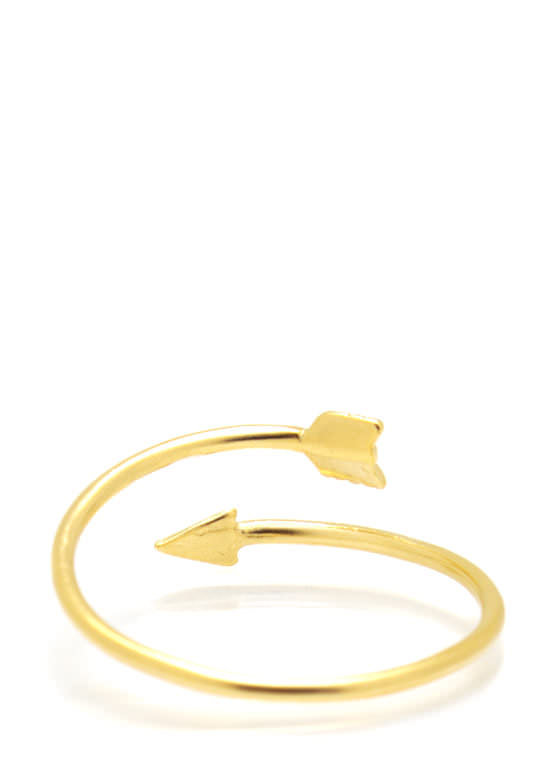 Arrow Midi Ring GOLD