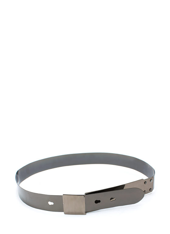 Metal Belt GUNMETAL