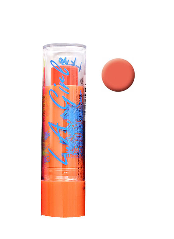 La Girl Color Lipbalm ORANGE