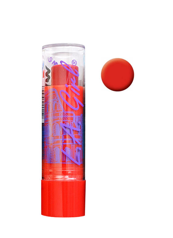 La Girl Color Lipbalm RED