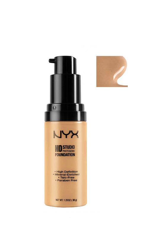 NYX HD Studio Foundation MEDIUM