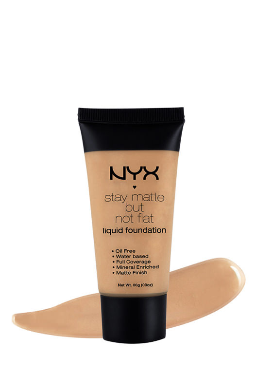 NYX Stay Matte Foundation CARAMEL
