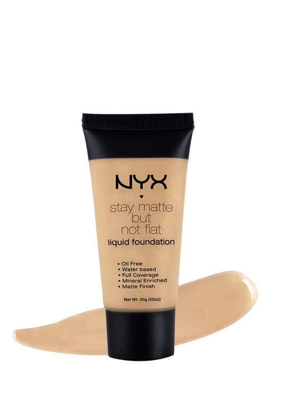 NYX Stay Matte Foundation MEDIUMBEIGE