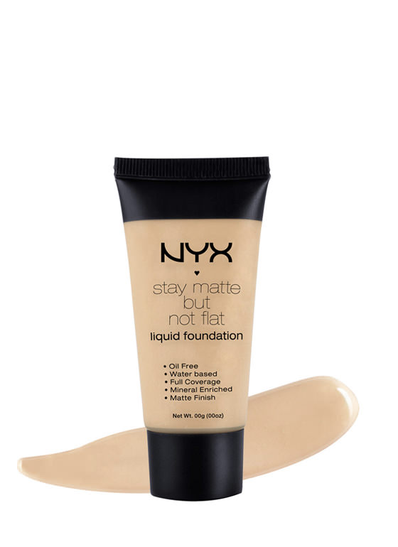 NYX Stay Matte Foundation NUDE