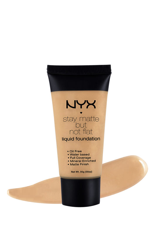 NYX Stay Matte Foundation SIENNA