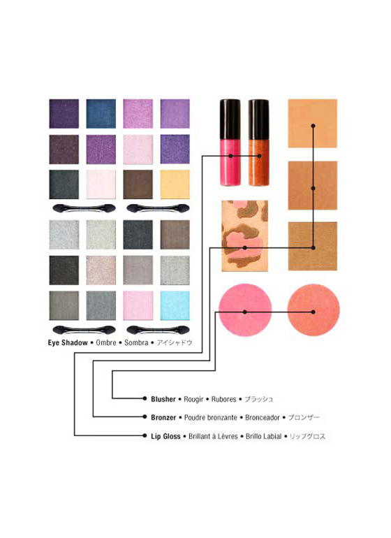 NYX Haute Jersey Kit MULTI