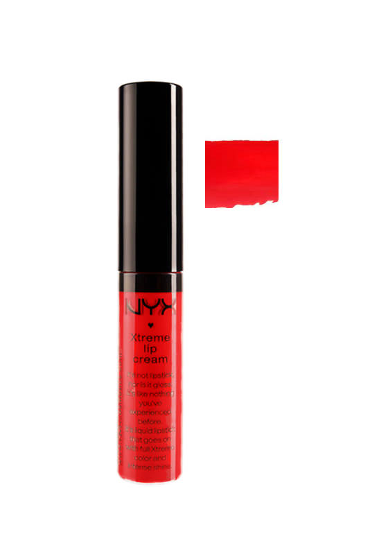NYX Extreme Lip Cream SPICY