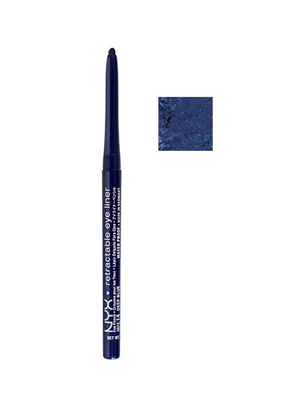 NYX Retractable Eye Liner DEEPBLUE