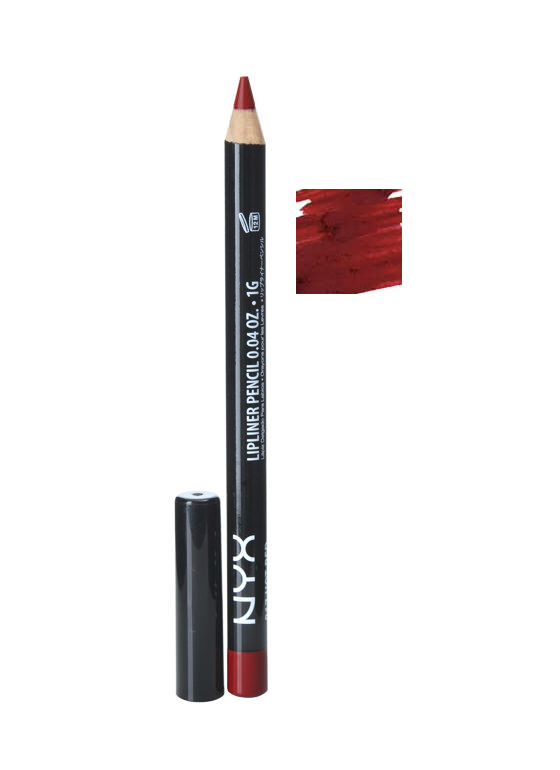 NYX Slim Lip Pencil CABARET