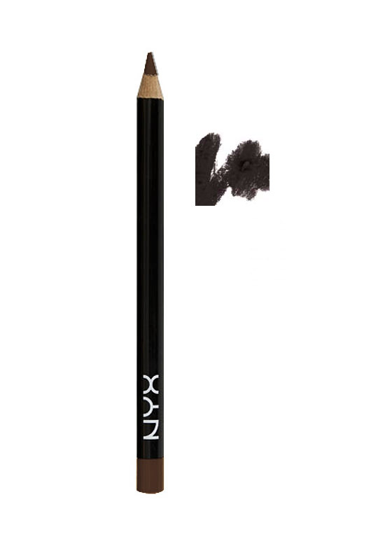 NYX Slim Eye Pencil BLACKBROWN