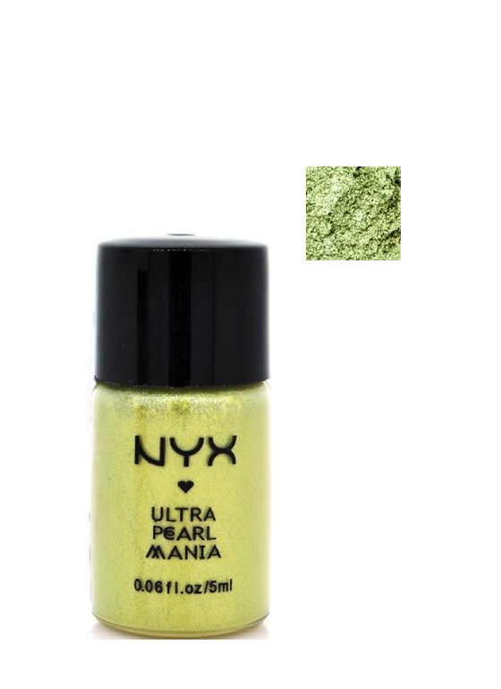 NYX Loose Pearl Eyeshadow LIME