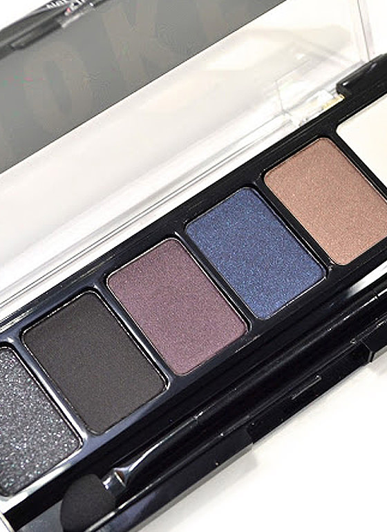 NYX Smokey Shadow Palette MULTI