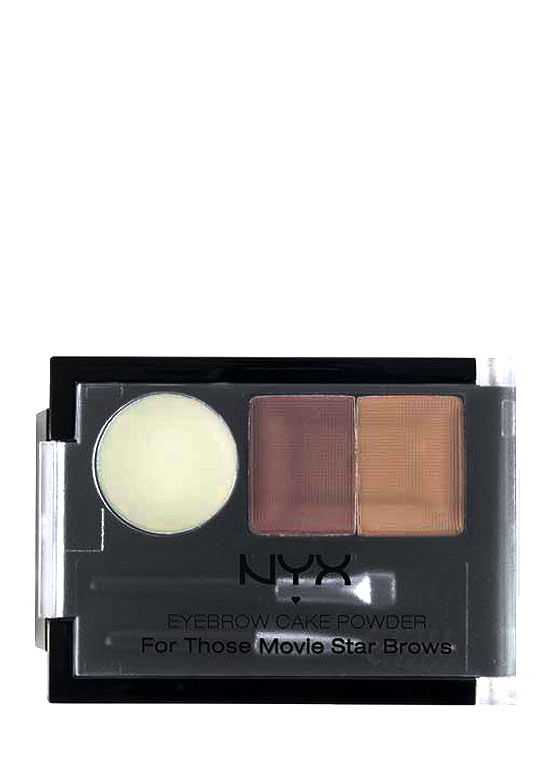 NYX Eyebrow Cake Powder AUBURNRED