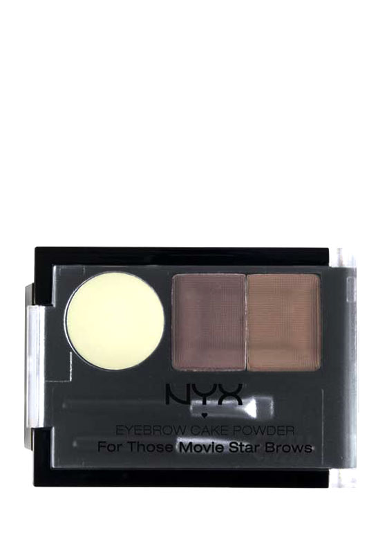 NYX Eyebrow Cake Powder BRUNETTE