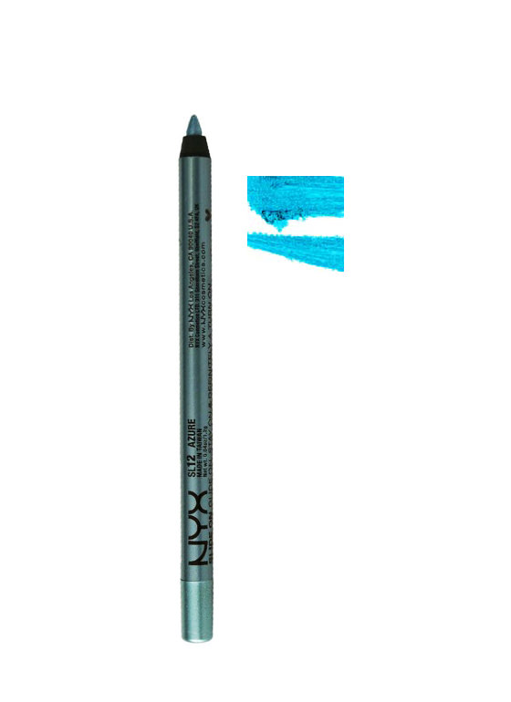 NYX Slide On Pencil AZURE