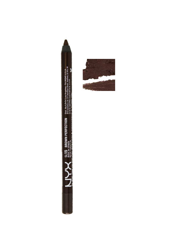 NYX Slide On Pencil BROWNPERFCT