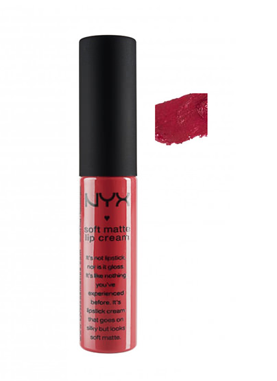 Nyx Soft Matte Lip Cream MONTECARLO