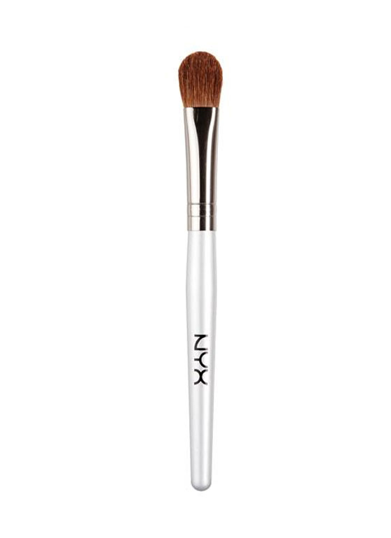 NYX Fat Shadow Brush SILVER