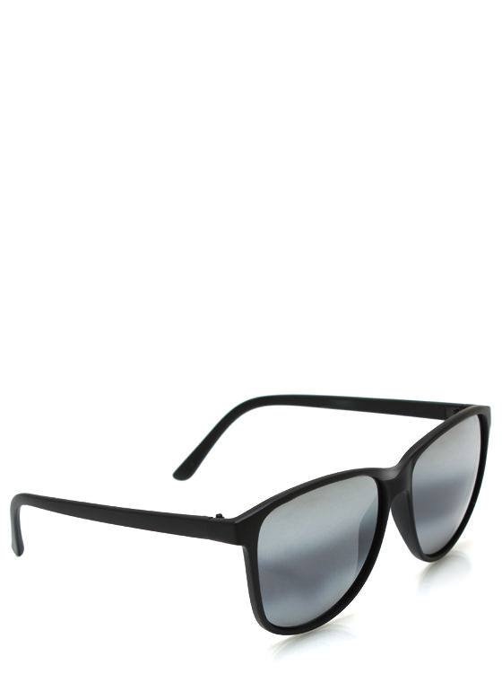 Time To Reflect Sunglasses BLACKSILVER