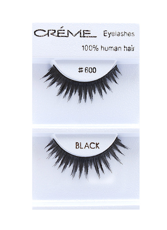 False Eyelashes BLACK