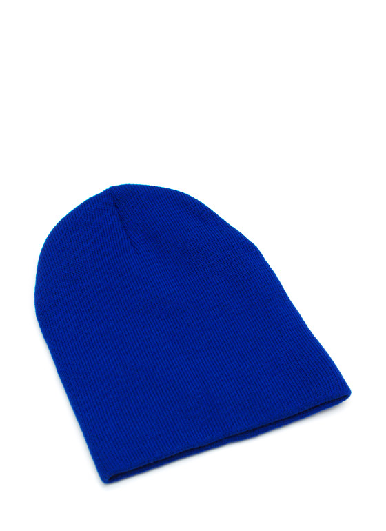 Essential Sweater Beanie ROYAL