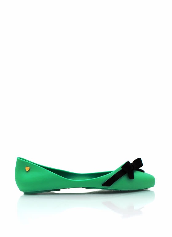 How Lady Like Ballet Flats MINT