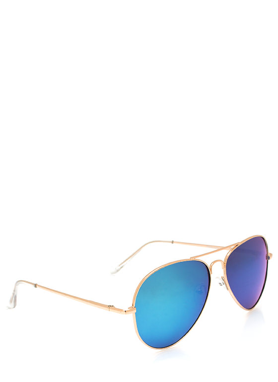 Color Trip Sunglasses BLUEGOLD