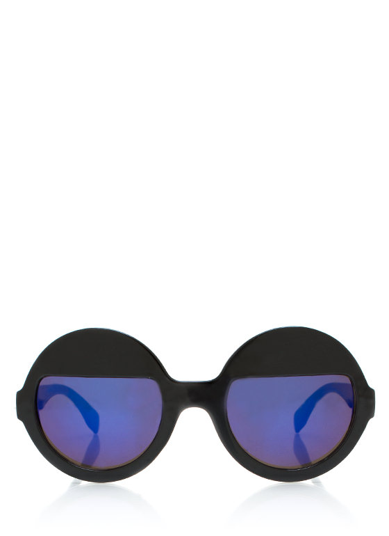 Eyes Low Sunglasses BLACKBLUE