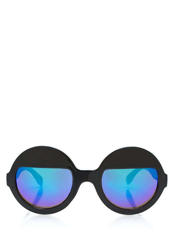 Eyes Low Sunglasses BLACKTEAL
