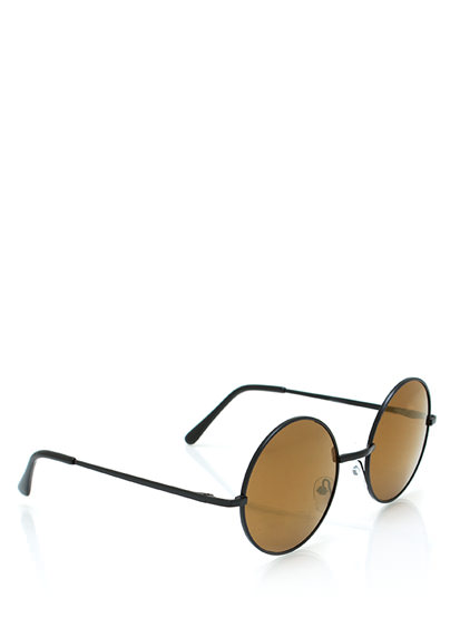 Soap Bubbles Sunglasses BRONZEBLACK
