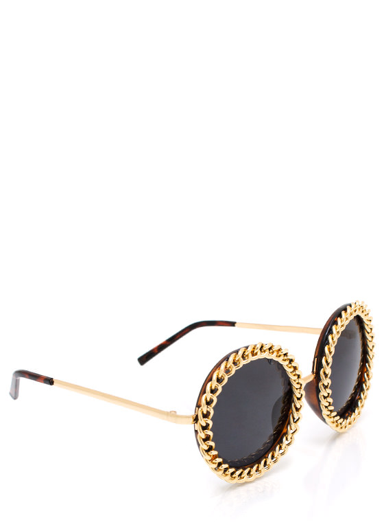 In Chains Sunglasses TORTCHAR