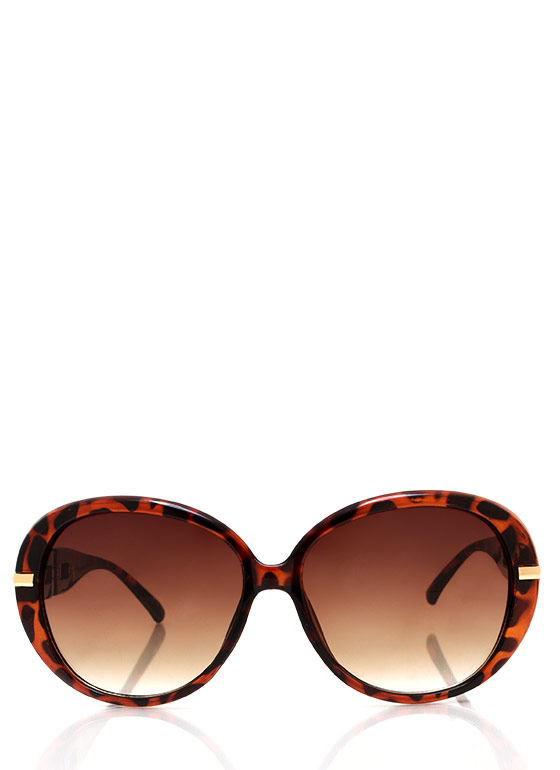 No Chainy Days Sunglasses DKTORTGOLD