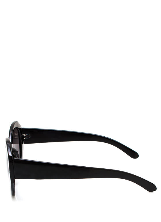 In Shape Sunglasses BLACKCHAR