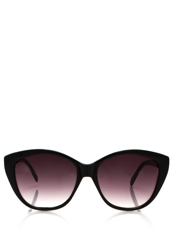 Naughty Kitty Sunglasses BLACK